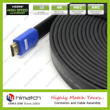 24AWG Cl2 Flat High Speed HDMI Cable mit Etherne