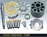 Rexroth 시리즈 피스톤 펌프 엔진 부품 A10vg18/28/45/63 플런저 펌프 유압 펌프 수선 또는 Remanufacture 예비 품목