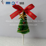 Vuelos baratos de China de Navidad decoración de la torta