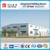 Prefabricated 가벼운 강철 헛간