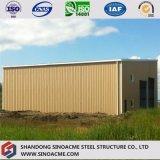 Sinoacme는 가벼운 강철 구조물 저장 집을 조립식으로 만들었다