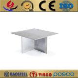 3003 placa de aluminio de aleación de antióxido temperamento H32 H24 para los muebles de patio de los componentes