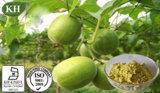 100% натуральные Luo Han Guo извлечения 25% 50% Mogroside V