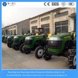 3point 결합을%s 가진 공장 공급 55HP 4WD 농장 또는 농업 소형 경작하거나 콤팩트 또는 잔디밭 트랙터