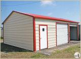 Kundenspezifisches vorfabriziertes Metallautoparkplatz-Gebäude (KXD-SSB1143)