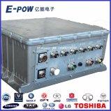 Pacchetto profondo della batteria di litio dell'automobile elettrica LiFePO4 BMS del ciclo