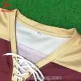 Desgaste feito sob encomenda Sublimated do esporte da camisola do hóquei da camisa
