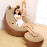 Indoor Sofa Bed Living room Room Furniture Inflatable Bear Lazy Sofa