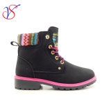 2017人の新しい注入の人の女性の安全働き作業は起動する靴を(SVWK-1609-003黒)