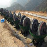 نموذج 1200 مبلّل حوض طبيعيّ جلّاخ مطحنة من نوع ذهب تعدين يطحن تجهيز
