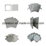 Filtre-presse de lavage automatique de membrane à haute pression chaude de vente