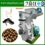 Animal avícola, máquina de imprensa de pellets de alimentação de animais aquáticos