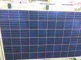 Panneau solaire fiable complet de la qualité 270W de Cerfitified poly pour des projets de picovolte de dessus de toit