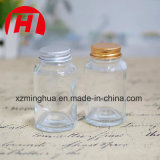 Ampola de vidro transparente latas seladas vaso cápsula Médica