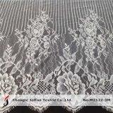 Оптовая продажа ткани шнурка маркизета платьев венчания швейцарская (M2132-3M)