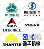 Shancman 대형 트럭 현탁액과 포좌 부속 뒤 축 주거 (DZ9112330165)