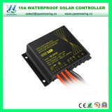 10A 12/24V impermeabilizzano il regolatore solare solare del caricatore dell'indicatore luminoso di via (QW-SR-DH50-LI)
