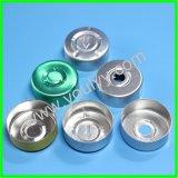 Aluminiumschutzkappen für Einspritzung-Phiolen