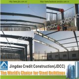 Heller Stahl Struktur Warehouse