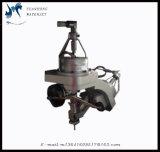 Waterjet 절단기를 위한 높은 정밀도 5 축선 물 분출 절단기 헤드