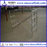 Nuovo Type H Frame Scaffolding per Building Construction in Sale
