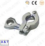 nas peças fazendo à máquina do CNC da precisão para o alumínio/aço de bronze/inoxidável