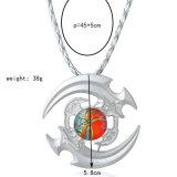 方法元の牙の時間宝石のFidegの紡績工のペンダントのネックレス