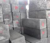 Графит убедительным для плавления медь и алюминий