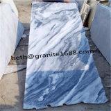 山東のローカル曇った灰色の大理石の一義的な大理石