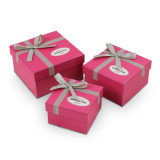 Boîte cadeau en papier chocolat / bonbon Emballage avec ruban