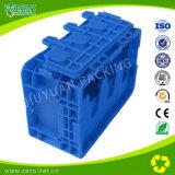 Голубой контейнер EU высокого качества цвета с крышками