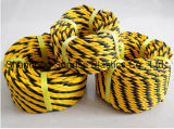 Tiger PE Rope Yellow with Black