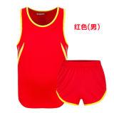 Sports bon marché d'action sportive unisexe respirable de vêtement de Healong exécutant des uniformes