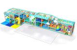 Juich Apparatuur 20120406-HK-004-1 van de Speelplaats van de Peuter van de Kinderen van de Streek van de Kust van het Vermaak Zachte toe