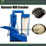 Moinho de martelo do milho do triturador da biomassa da eficiência para a planta da alimentação do gado