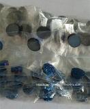보석 조정을%s 파란 색깔 Druzy