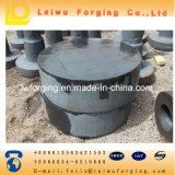 Open Die Forging Steel Ingot Rough Casting Raw Material Aço de carbono e liga
