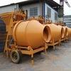 Camion de mélange concret de courrier escargot (JZC350), mélangeur concret