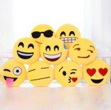 2016 Cute Apple en forme de pomme en peluche Emoji oreillers pour enfants