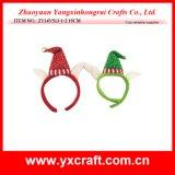 Baby van Doll van het Stuk speelgoed van het Elf van Kerstmis van de Decoratie van Kerstmis (zy14y516-1-2) de Zachte