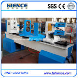 Поворачивать CNC автоматический деревянный & Lathe H-P150s гравировального станка