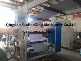 서류상 &Aluminum 포일 접착성 라벨 코팅 박판으로 만드는 기계