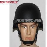 Mich 2000の軍の弾道戦術的なプラスチックヘルメット