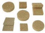 Filtro di ceramica dalla gomma piuma di Zirconia per il pezzo fuso d'acciaio ed il pezzo fuso dell'acciaio inossidabile