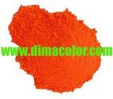 Jaune Orange fluorescent G 8005 pour la peinture, encre, de l'impression textile