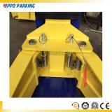Levages de la réparation 3500kg de véhicule de poste de la plaque d'étage deux