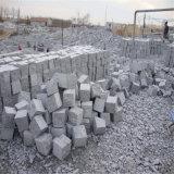 Камень дешевого серого гранита Китая вымощая