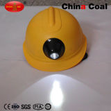 Luz del casco de seguridad del minero de la aleación de aluminio Sm2022