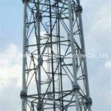Prix concurrentiel Galvanized Steel Lattice 3 Legled Tubular Tower
