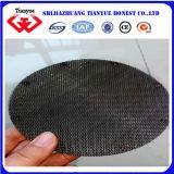 Черный стальной проволоки фильтр Pics (TYB-0063)